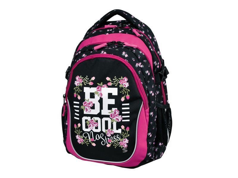 STIL Batoh študentský Stil Be Cool
