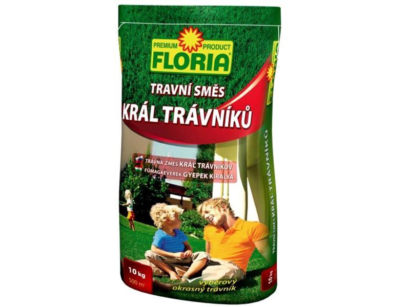 Směs travní FLORIA KRÁL TRÁVNÍKŮ 10 kg