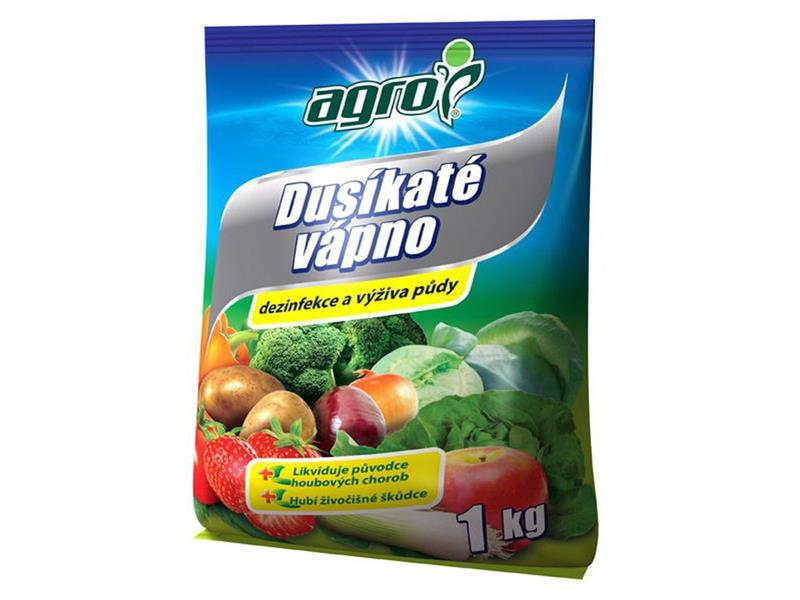 Vápno dusíkaté AGRO 1 kg