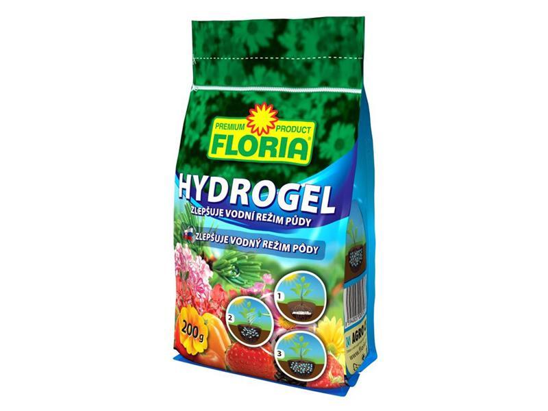 Hnojivo granulované FLORIA HYDROGEL 200 g