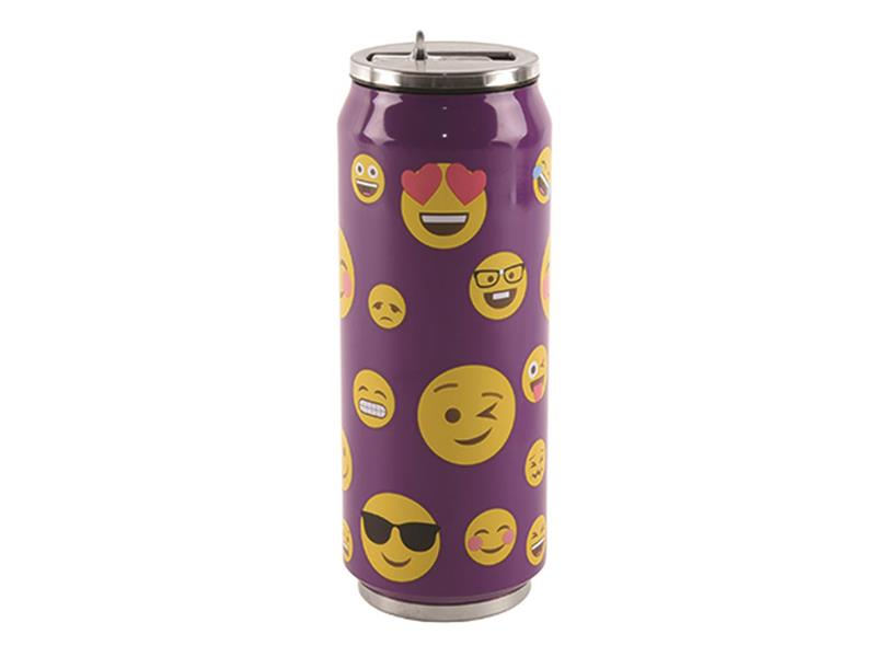 Termohrnek ORION SMILE PURPLE 0.5L