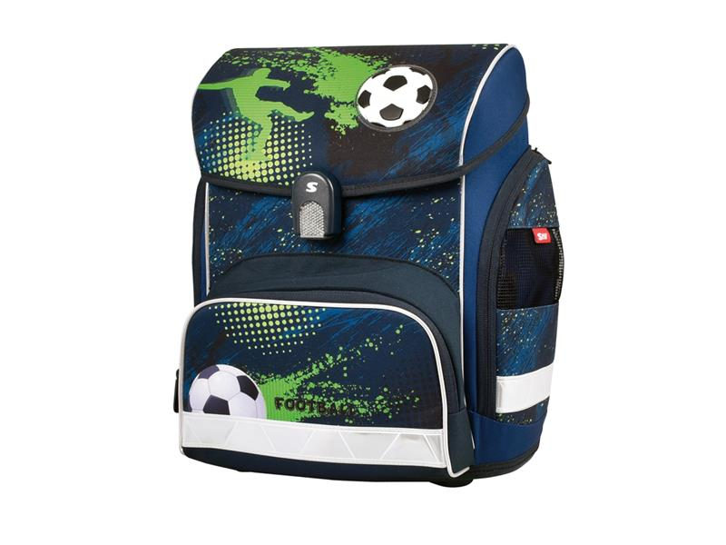 Aktovka školní Football 3 STIL