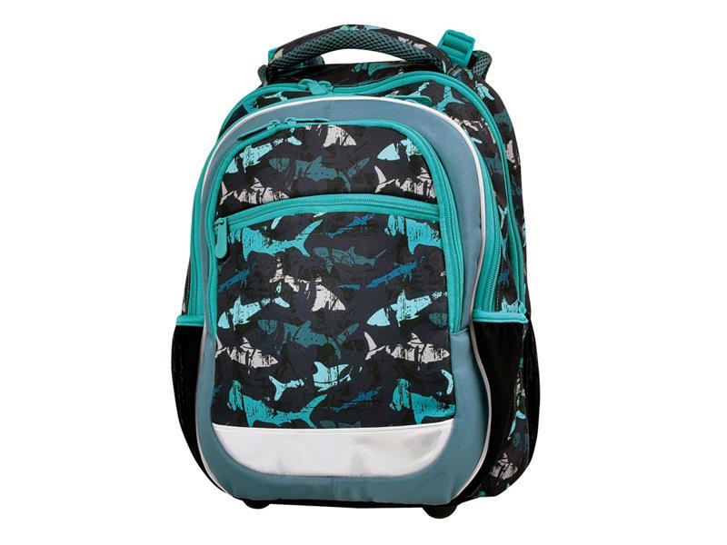 Batoh školní Shark STIL