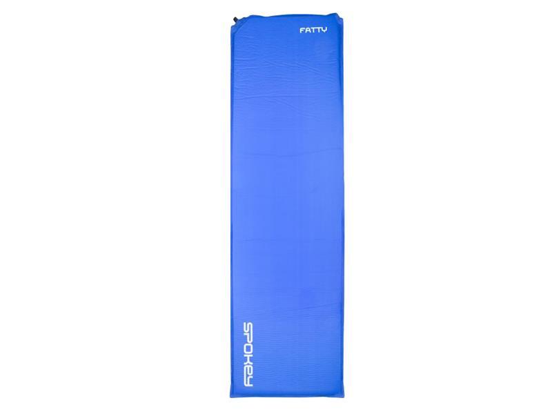 Karimatka SPOKEY FATTY samonafukovací 5cm modrá