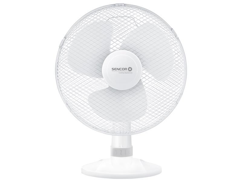 Ventilátor SENCOR SFE-3027WH