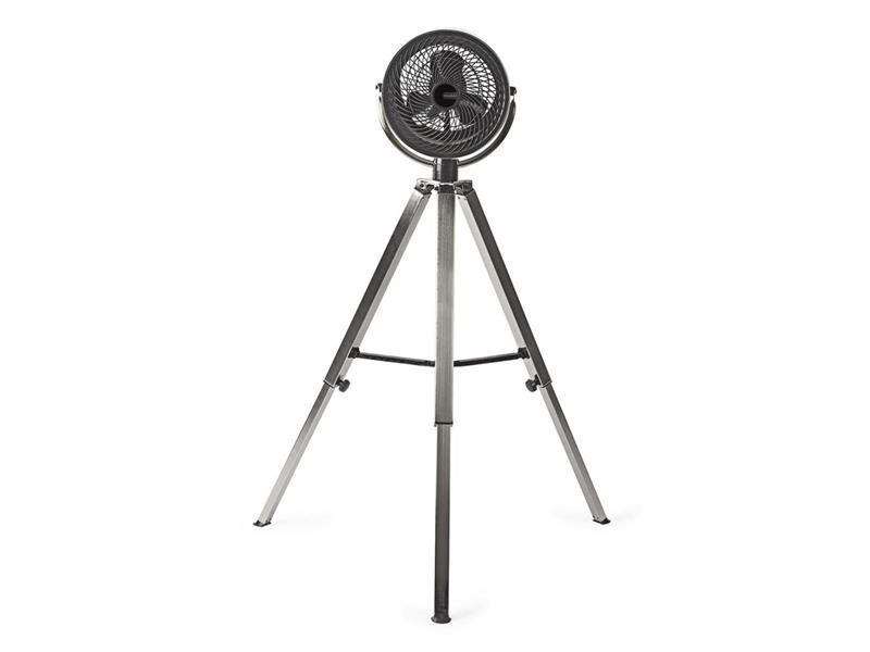 Ventilátor NEDIS FNTR20CMT10 BLACK