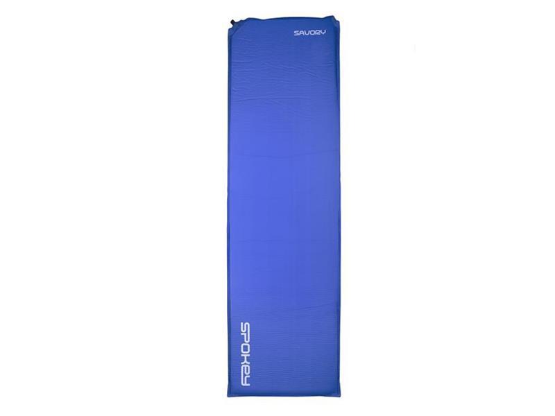 Karimatka SPOKEY SAVORY samonafukovací 2,5cm modrá