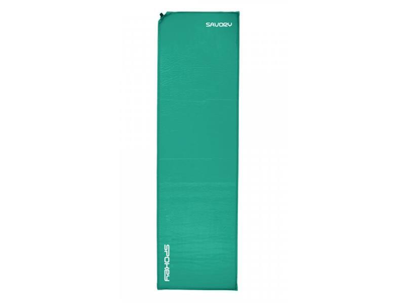 Karimatka SPOKEY SAVORY samonafukovací 2,5cm zelená