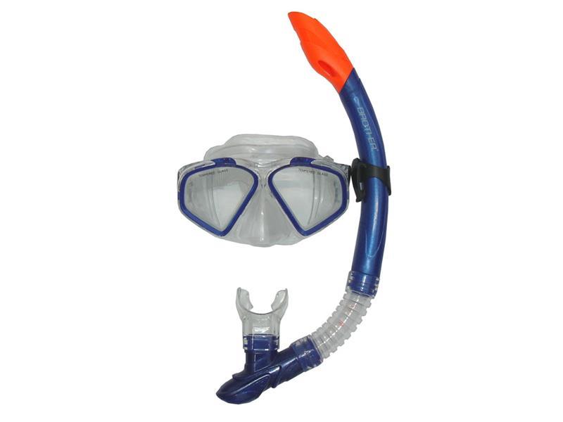 Sada potápěčská - modrá P1530/52