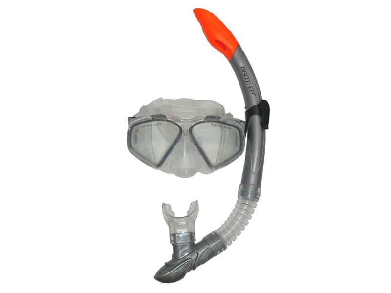 Sada potápěčská - šedá P1530/52