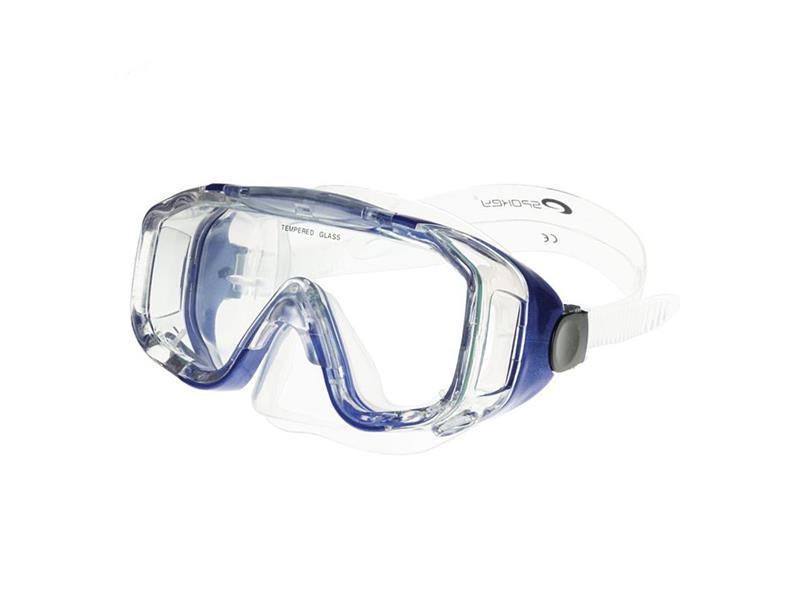 Maska SPOKEY PALMYRA potápěčská modrá