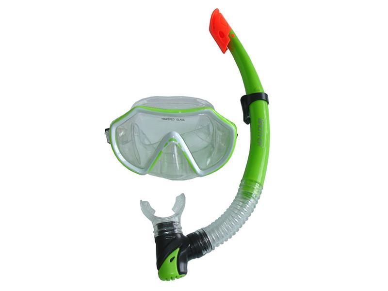 Sada potápěčská BROTHER P1542-63 zelená