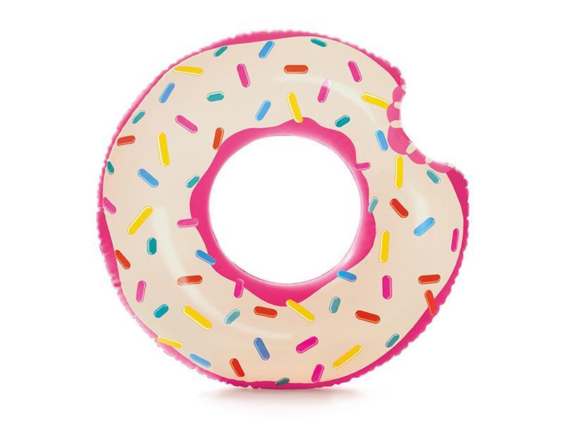 Kruh nafukovací INTEX Donut 107cm