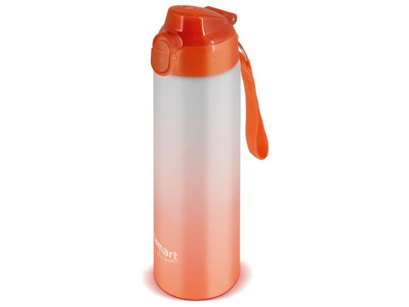 Láhev na vodu LAMART LT4057 oranžová froze