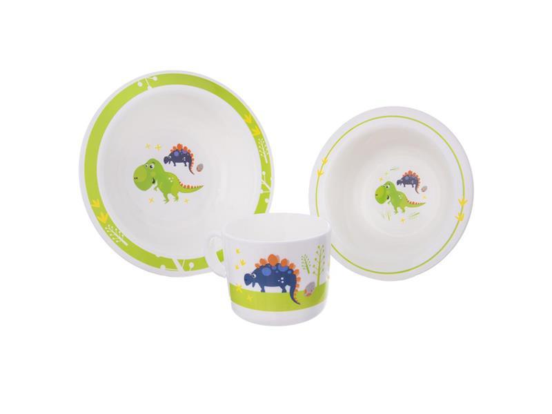 Sada jídelní ORION Dino dětská