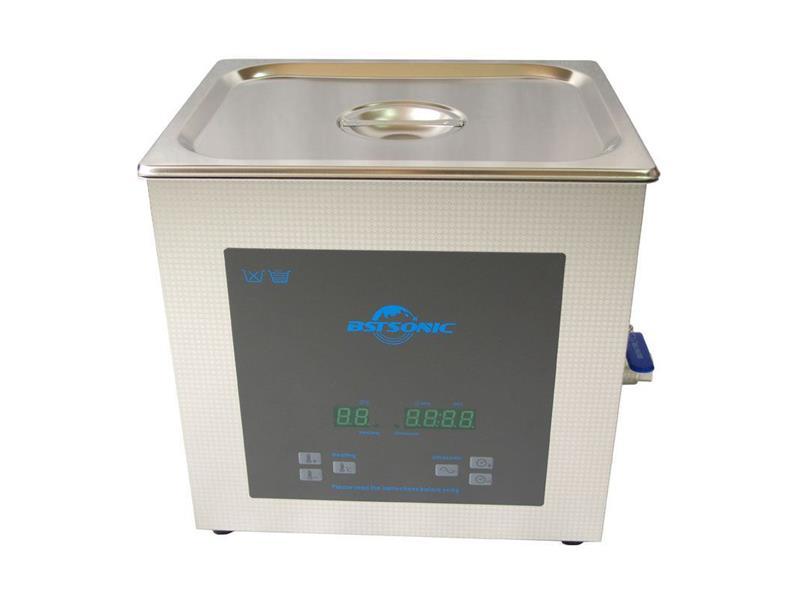 Ultrazvuková čistička BS410B 10l 240W s ohřevem, digitální