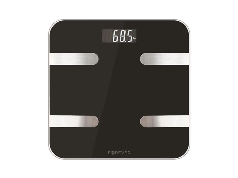 Váha osobní FOREVER AS-100 BLACK