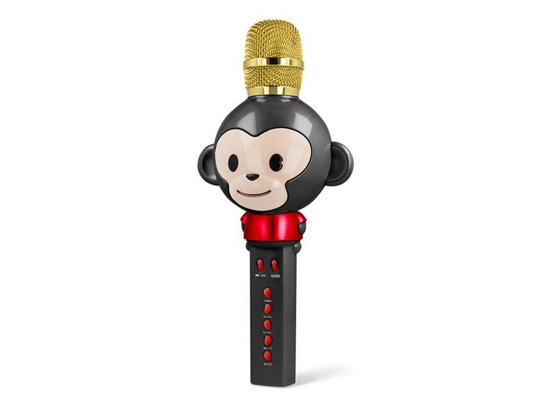 Karaoke mikrofon FOREVER AM-100 BLACK