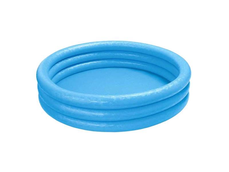 Bazén INTEX nafukovací modrý 114x25cm  3 komory