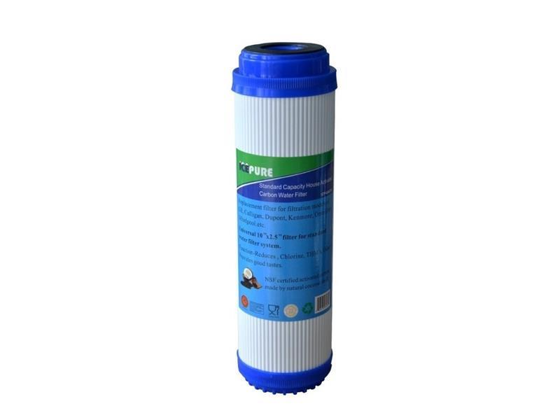 """Filtr na vodovodní řád ICEPURE ICP-GAC10 aktivní uhlí 10"""""""