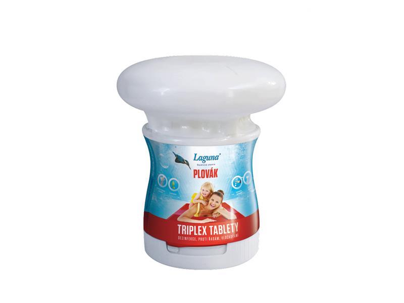 Chemie LAGUNA TRIPLEX tablety s plovákem 0.72 kg