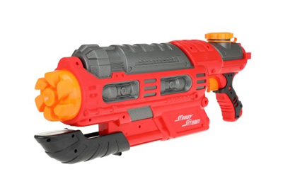 Dětská vodní pistole TEDDIES 50cm