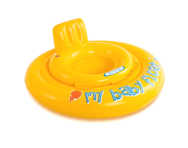 Kruh INTEX MY BABY FLOAT 70 cm