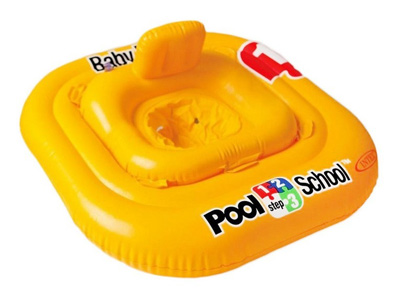 Kruh INTEX POOL SCHOOL 79 x 79 cm