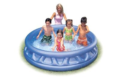 Dětský bazén TEDDIES kruh 188x46cm
