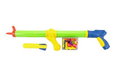 Dětská vodní pistole TEDDIES 60cm