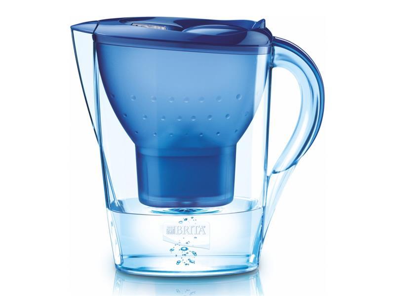 Konvice filtrační BRITA MARELLA COOL BLUE + ZDARMA filtr MAXTRA PLUS