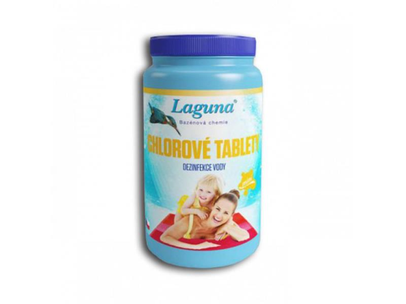 Chemie LAGUNA MINI chlorové tablety 1 kg