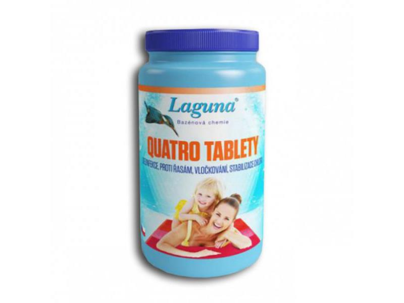 Chemie LAGUNA QUATRO tablety 2.4 kg