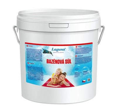 Sůl bazénová LAGUNA 10 kg