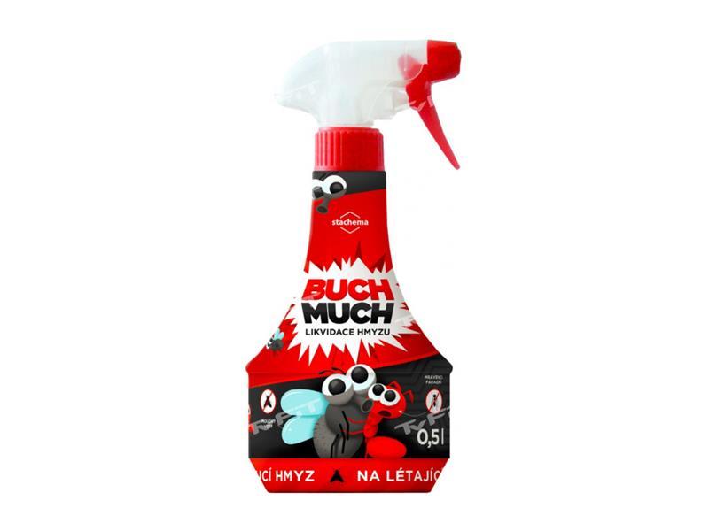 Likvidátor hmyzu STACHEMA BUCH MUCH 0.5l