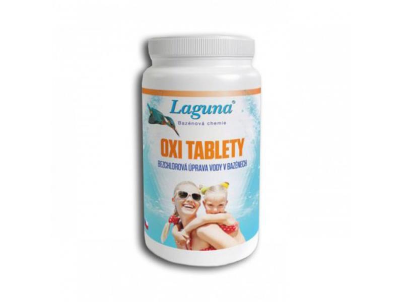 Chemie LAGUNA OXI tablety 1 kg