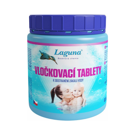 Chemie LAGUNA vločkovací tablety 0.5 kg