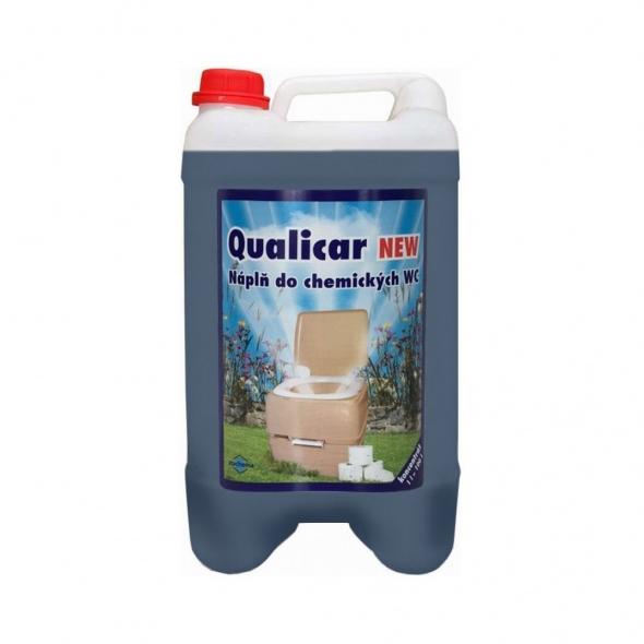 Přípravek do chemických WC STACHEMA QUALICAR NEW 5L