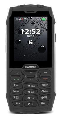 Telefon MYPHONE HAMMER 4 SILVER