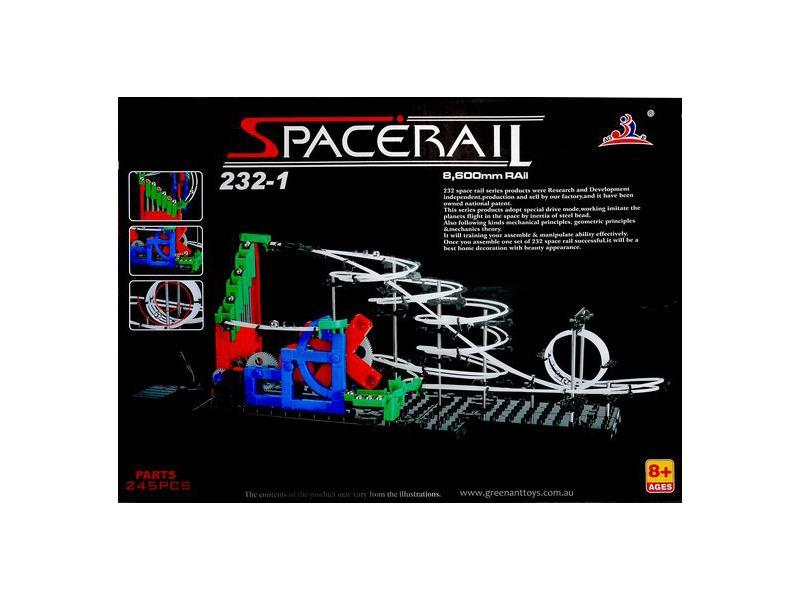 Stavebnice kuličkodráha Space Rail 232-1