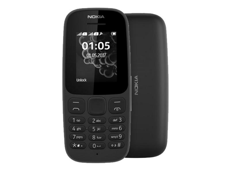 Telefon NOKIA 105 2019 BLACK