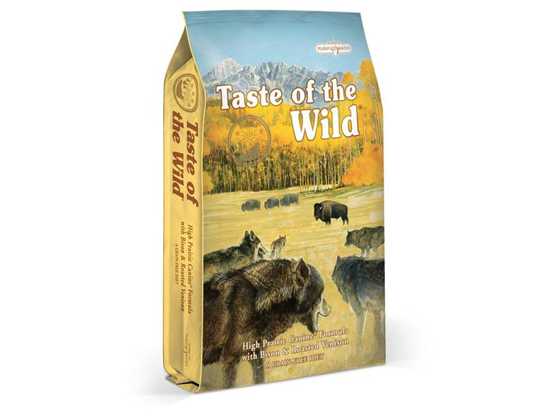 Granule TASTE OF THE WILD HIGH PRAIRIE CANINE 13 kg