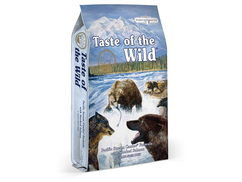 Granule TASTE OF THE WILD PACIFIC STREAM CANINE 13 kg