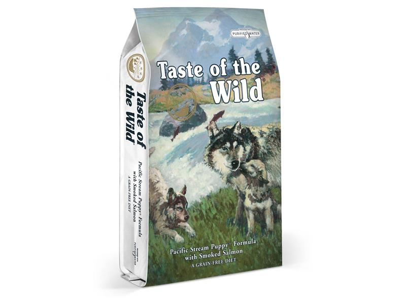 Granule TASTE OF THE WILD PACIFIC STREAM PUPPY 13 kg