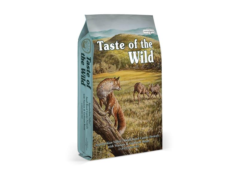 Granule TASTE OF THE WILD APPALACHIAN VALLEY 13 kg