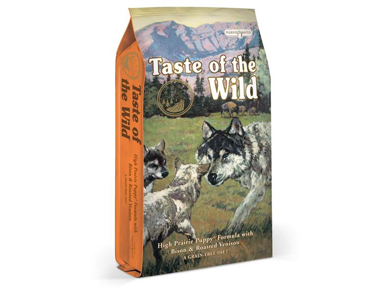 Granule TASTE OF THE WILD HIGH PRAIRIE PUPPY 6 kg