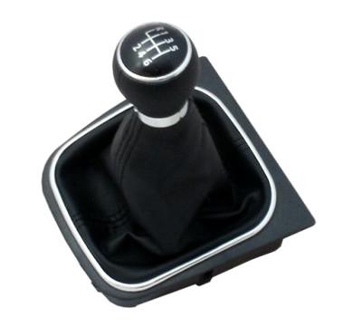Řadící páka s manžetou VW GOLF V 2003 - 2008 6st
