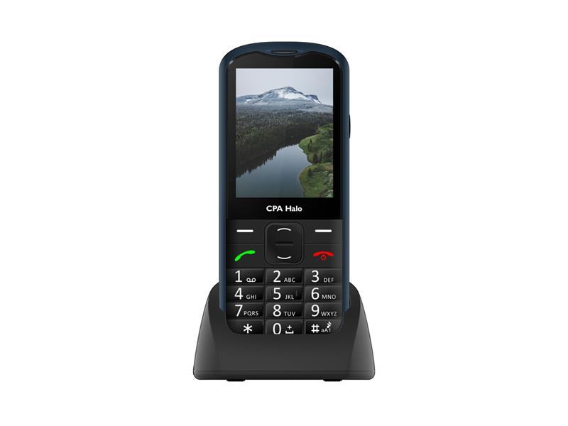 Telefon CPA HALO 18 SENIOR BLUE