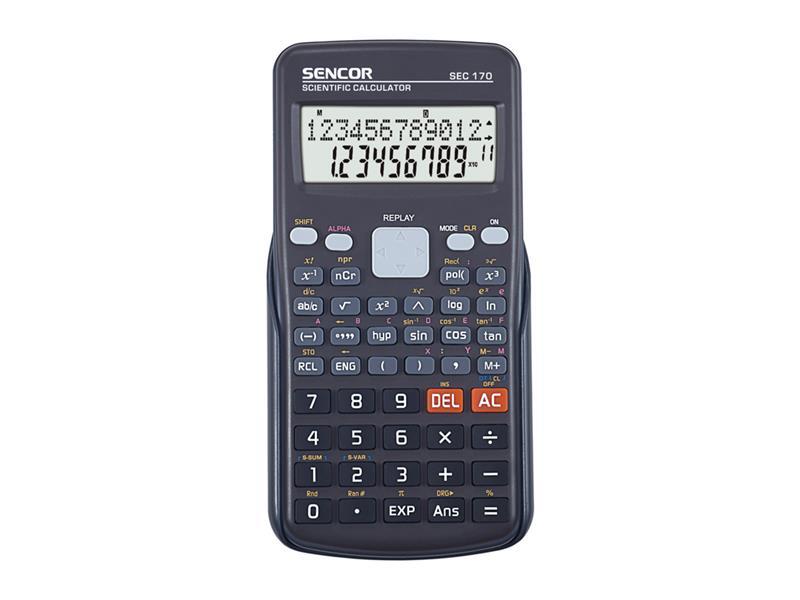 Kalkulačka SENCOR SEC 170