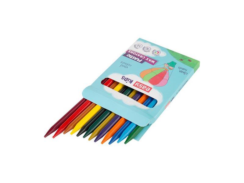 Voskovky EASY PLASTISSIMO sada 12 barev